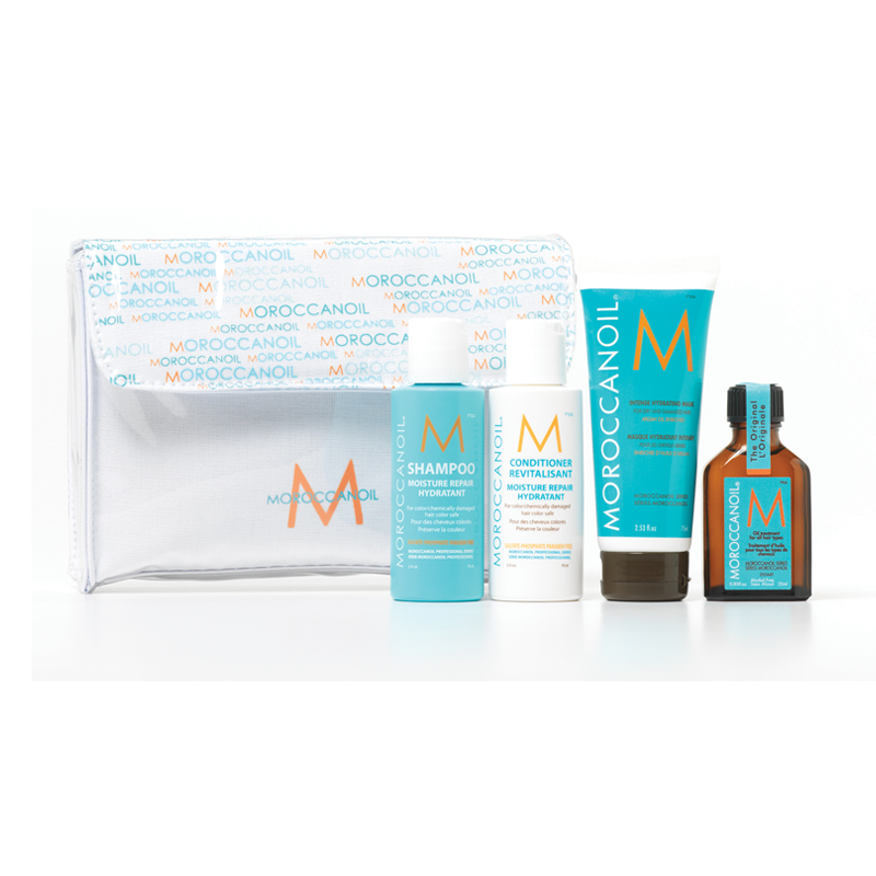 Travel Size Moroccanoil Products