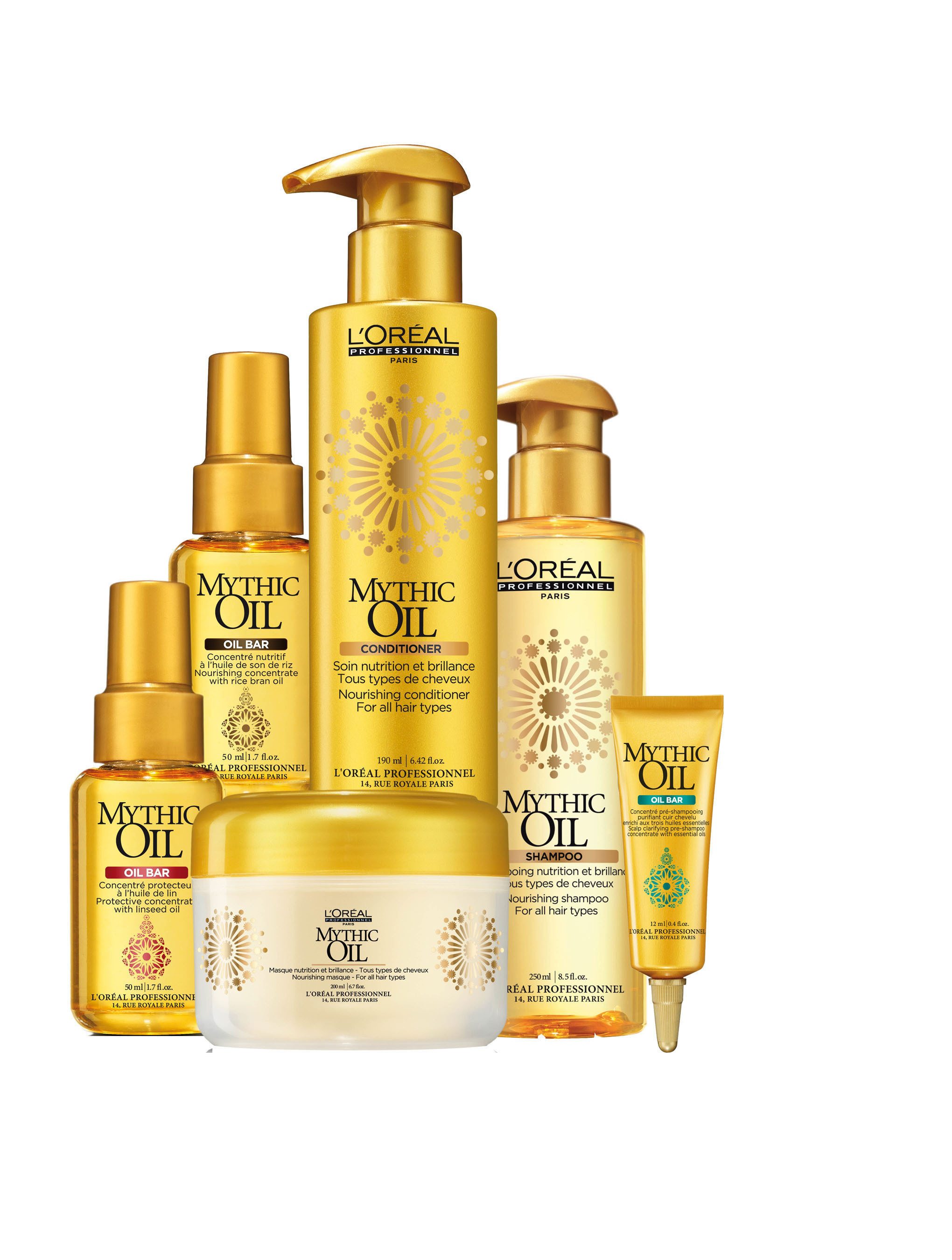 Mythic Oil Hair Care Products by L\u2019Oreal  Richmond BC